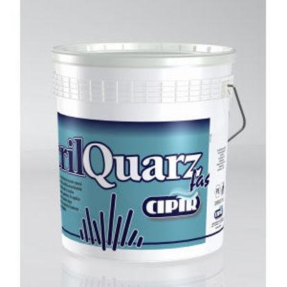 Immagine di Acrilquarzfas - pittura acrilica per esterno al quarzo fine. 25 kg