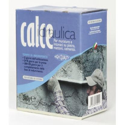 Immagine di Calce idraulica - legante idraulico da muratura ad alta resistenza. 5000 g