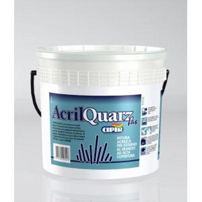 Immagine di Acrilquarzfas - pittura acrilica per esterno al quarzo fine. 10000 g