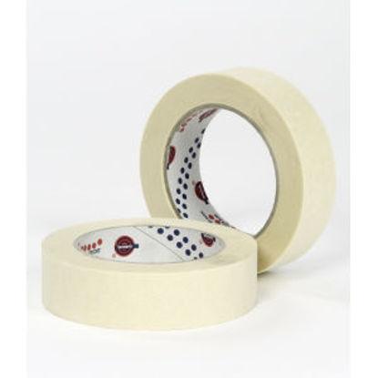 Immagine di Nastro carta - nastro adesivo per mascherature. 30 mm