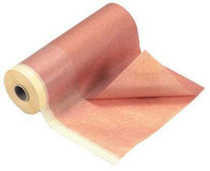 Immagine di Bobina di carta con nastro adesivo cm.18 mt.20