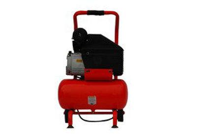 Immagine di Compressore 12lt rosso e nero