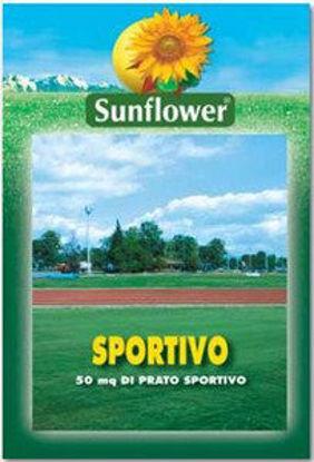 Immagine di miscuglio sport:  sementi per prato ottima resistenza al calpestio e all'usura da gioco, adatto ad un intenso utilizzo kg.1