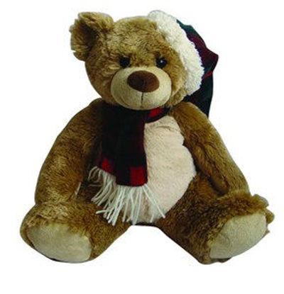 Immagine di Pupazzo morbido  brown bear 8cm