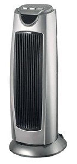 Immagine di Termoventilatore ceramico a colonna oscillante 2 selezioni riscaldanti 1000/2000 watt