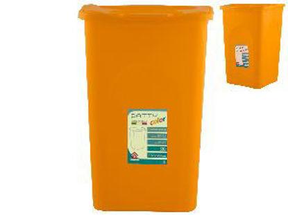 Immagine di portatutto patty lt.50 arancione