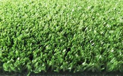Immagine di Prato sintetico verde spessore 7mm h 2mt