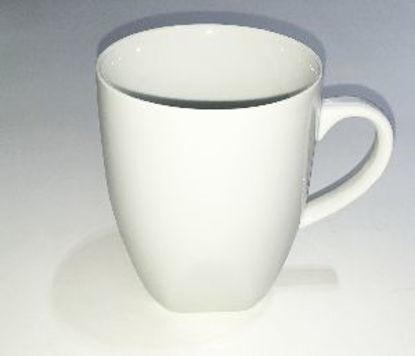 Immagine di Mug in ceramica bianca