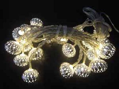 Immagine di 10 LED HANDYCRAFT PALLINA - BIANCO