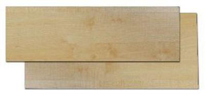 Immagine di Piano pratico finitura in melaminico colore acero mm.400x18x1000