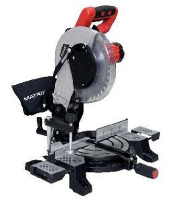 Immagine di troncatrice radiale ms 1500-255, potenza nominale 1500 wat