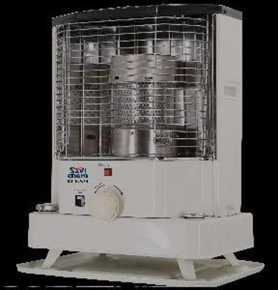 Immagine di stufa a combustibile liquido kcf-s24, potenza 2400 watt