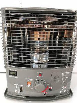 Immagine di stufa a combustibile liquido calor sn26, potenza 2600 watt